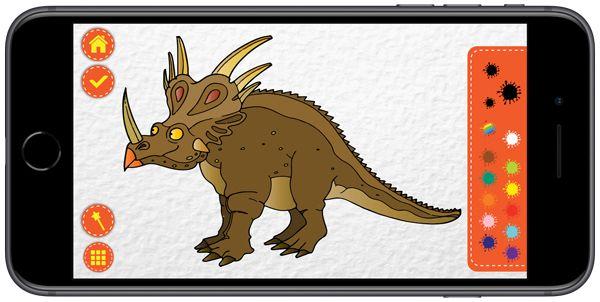 App Ditamatte Dinosauri