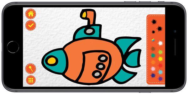 App Ditamatte Navi e Imbarcazioni