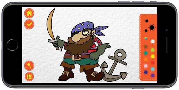 App Ditamatte Pirati
