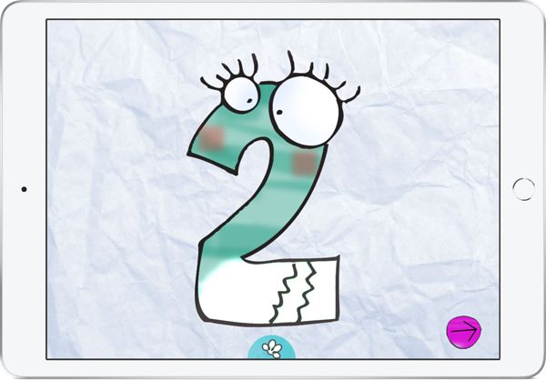 Ditamatte Numeri, app per iOS e Android