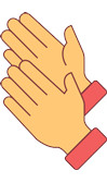 Tabellina del 10 con le mani
