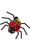 Tabellina dell'8 con il ragno