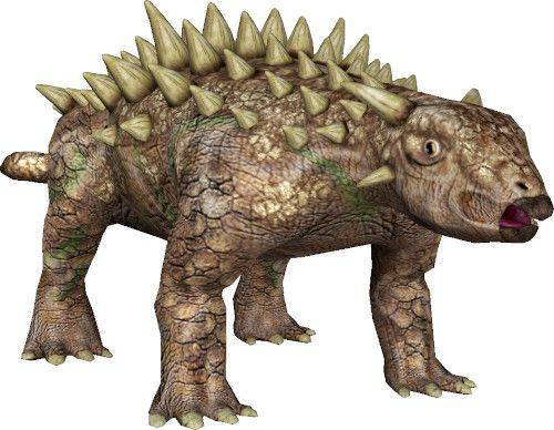 App dinosauri: anchilosauro