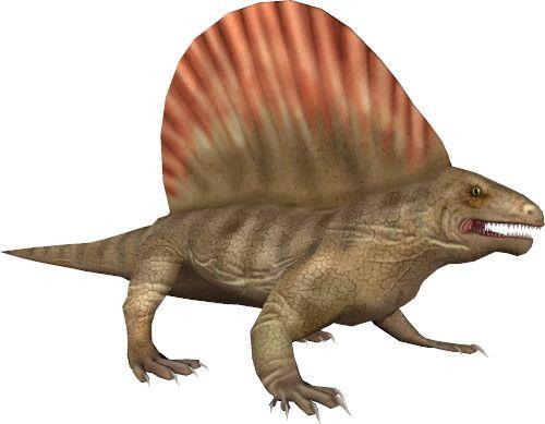 App dinosauri: edafosauro
