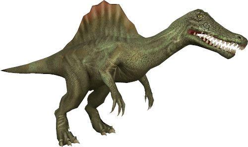 App dinosauri: spinosauro