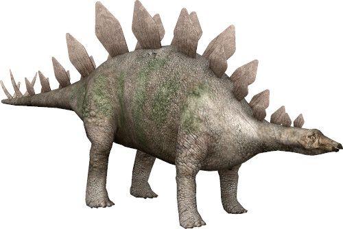 App dinosauri: stegosauro