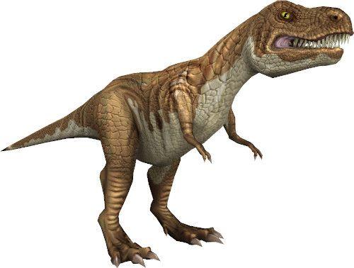 App dinosauri: tirannosauro Rex